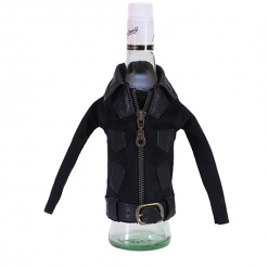 Bar Accessory BLACK SUEDE BIKER_S BAR JACKET
