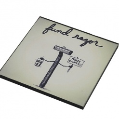 Coaster | Re-Writable | Fund Razor 5