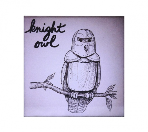 Coaster | Re-Writable | Knight Owl 4