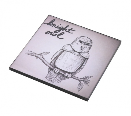 Coaster | Re-Writable | Knight Owl 5