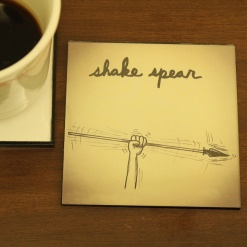 Coaster | Re-Writable | Shake Spear 1