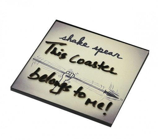 Coaster | Re-Writable | Shake Spear 5