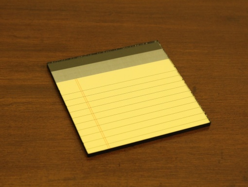 Coaster | Re-Writable | Yellow Notepad 2