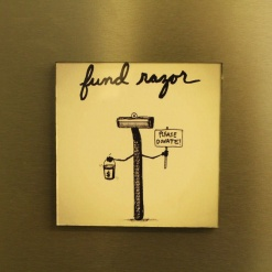 Fridge Magnet Re-Writable | Fund Razor 3