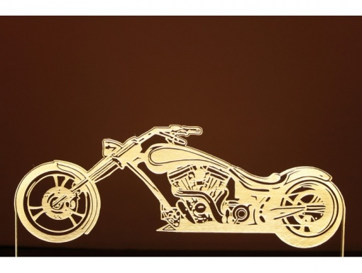 Lamp Dream Bike2