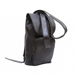Leather Bag Classic Small Luxury Backpack1
