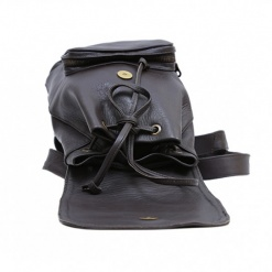 Leather Bag Classic Small Luxury Backpack3