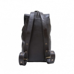 Leather Bag Classic Small Luxury Backpack4