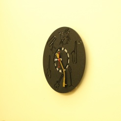 Wall Light Come Wall Clock | Rock On3