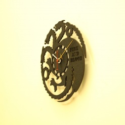 Wall Light Come Wall Clock | Dragon5