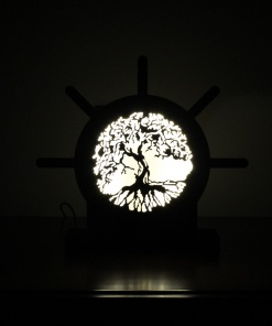 Lamp Come Accessory Holder   Speaking Tree 1