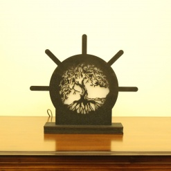 Lamp Come Accessory Holder | Speaking Tree 2