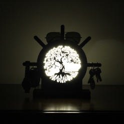 Lamp Come Accessory Holder | Speaking Tree 3
