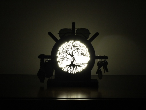 Lamp Come Accessory Holder   Speaking Tree 3
