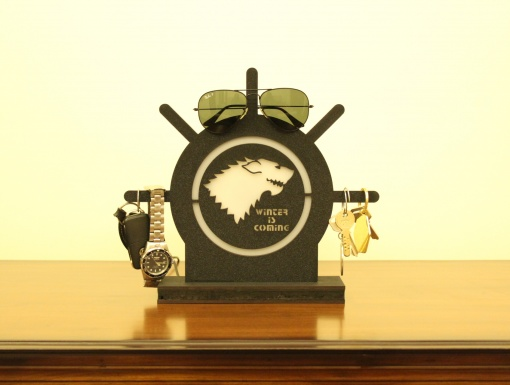 Lamp Come Accessory Holder | Wolf 4