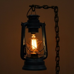 Lamp In Metal | Lantern Chain 3