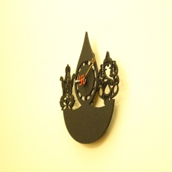 Wall Light Come Wall Clock | Laxmi Ganesh 6