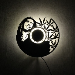 Wall Light Come Wall Clock | Marley 1
