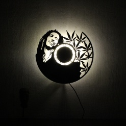 Wall Light Come Wall Clock | Marley 2