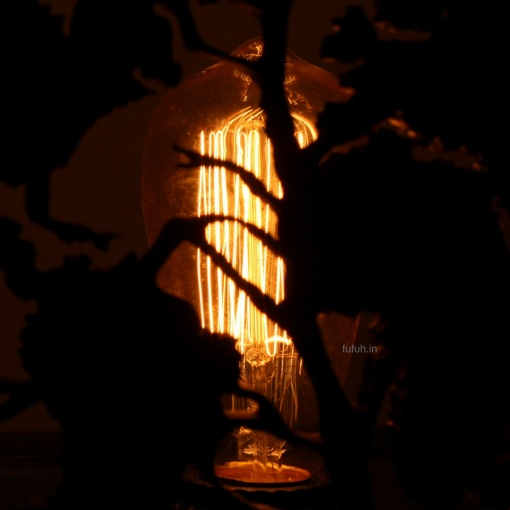3 DIY Decorative Table Lamp World Tree