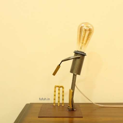 3 Lamp in Metal Cricket