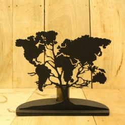 4 DIY Decorative Table Lamp World Tree