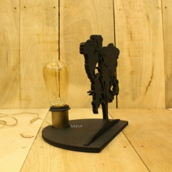 6 DIY Decorative Table Lamp World Tree