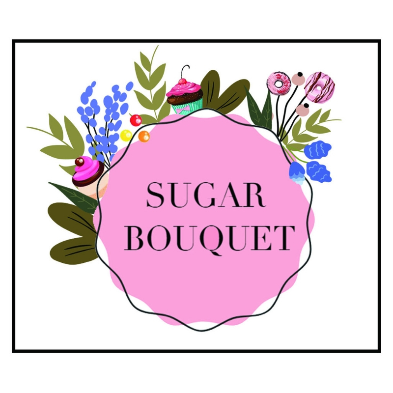 logo sugar bouquet