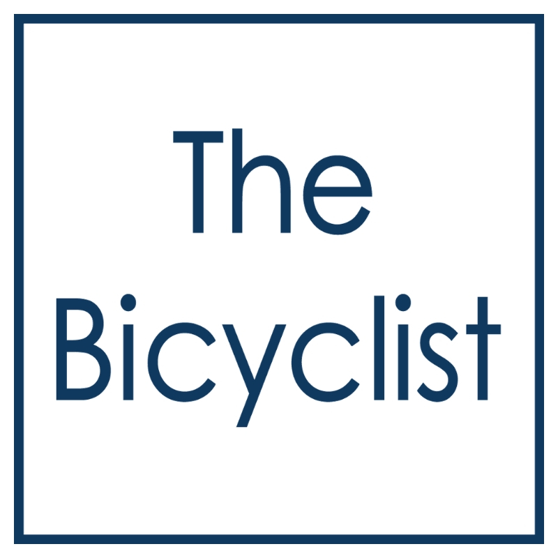 logo the bicyclist