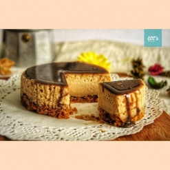 Coffee cheesecake by LCC